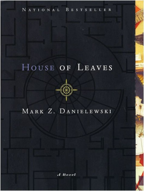 The House of Leaves Cover Art